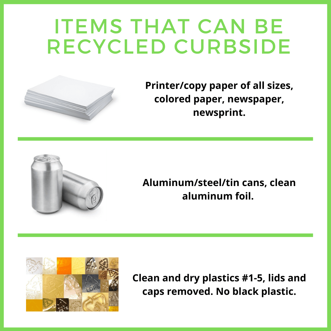 Curbside Recycling Image
